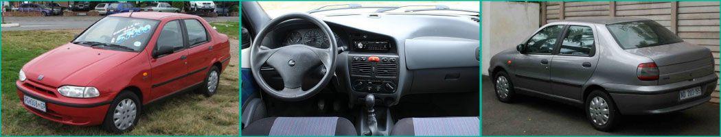 Fiat Siena Çıkma Parça