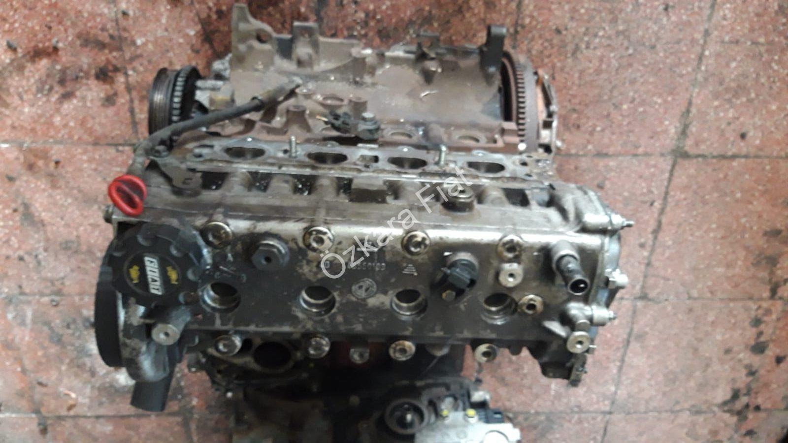 Marea 2.0 20v Motor