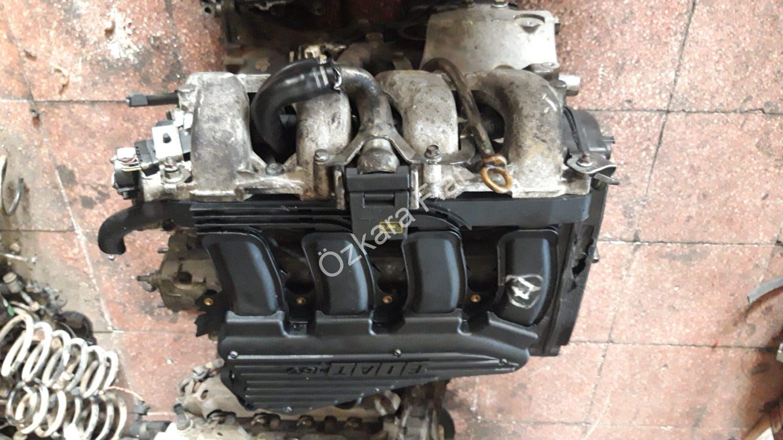 Stilo 1.6 16v Motor
