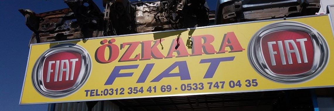 Özkara - Fiat Çıkma Parça - Dükkan